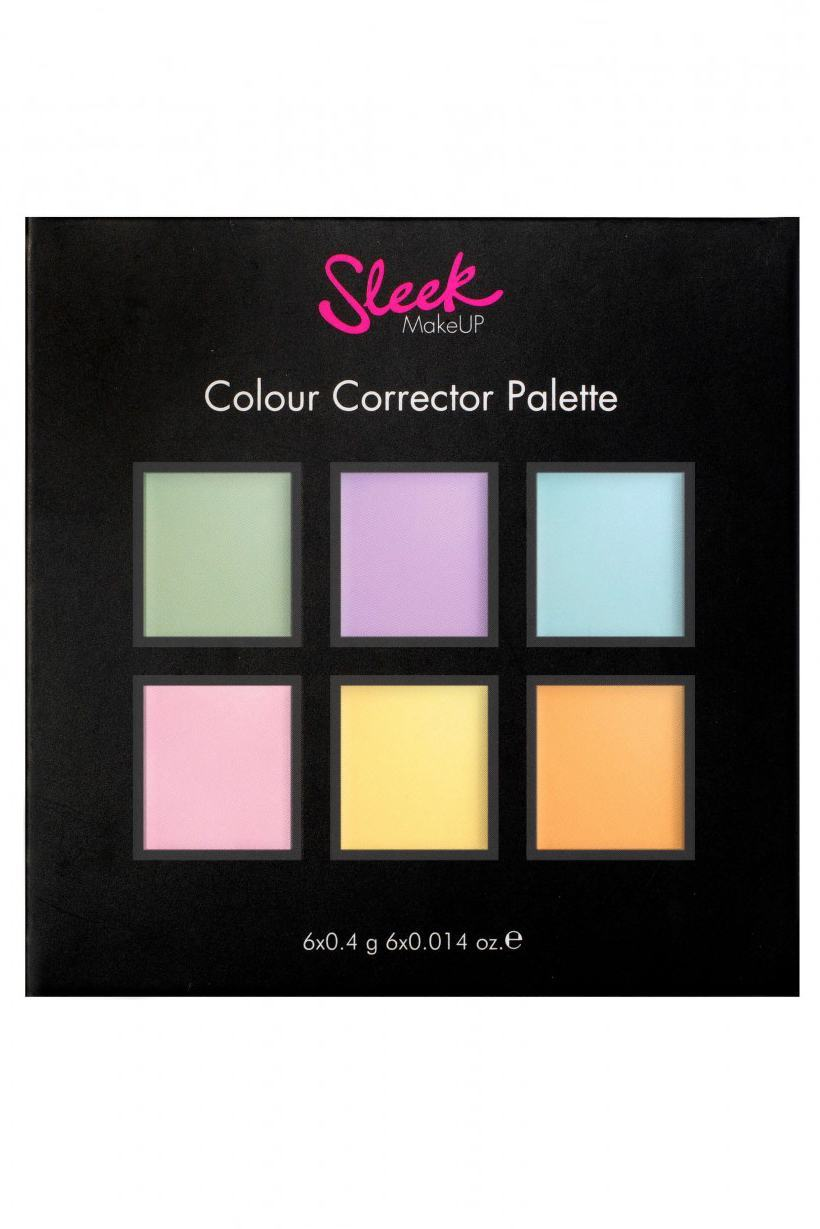 Palettes  Sleek Colour Corrector Palette