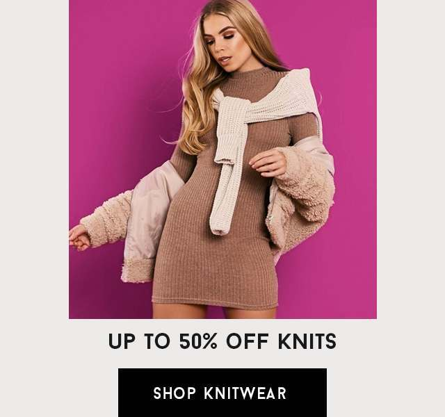 UK - 50% OFF KNITWEAR 17/11