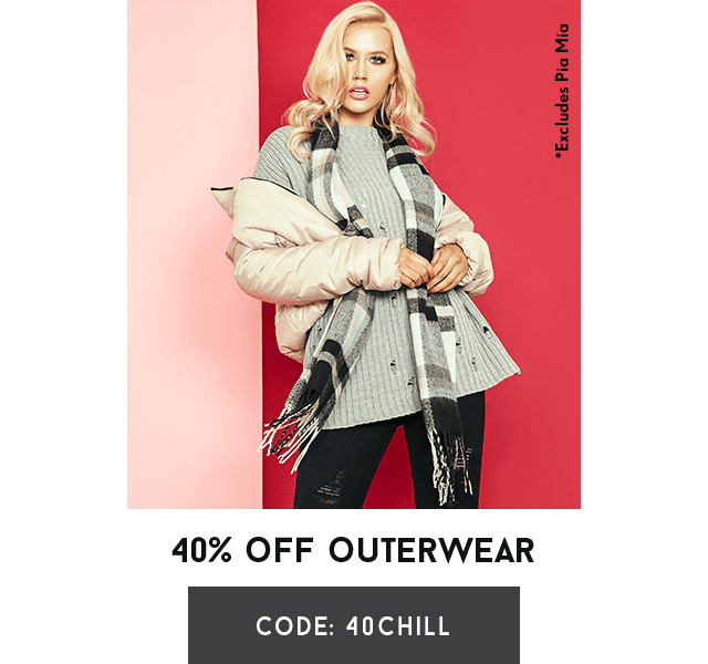 UK - 40% OFF OUTERWEAR 13/12