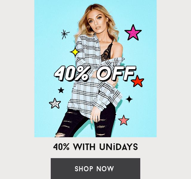 UK - 40% UNIDAYS