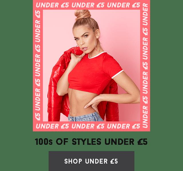 UK - SALE £5 12/01
