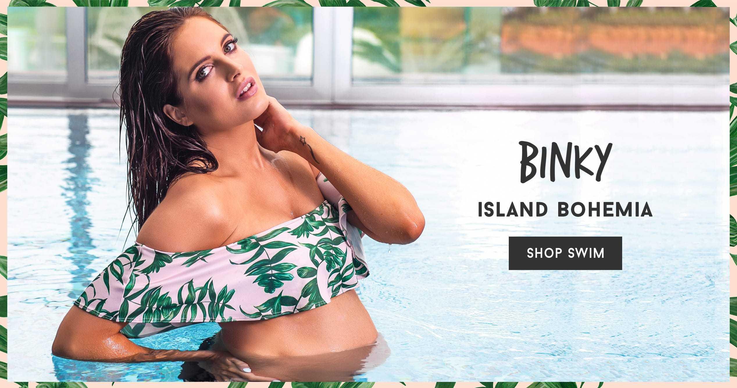 Binky Swim Launch