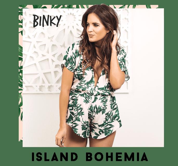 Binky Swim Launch CTA