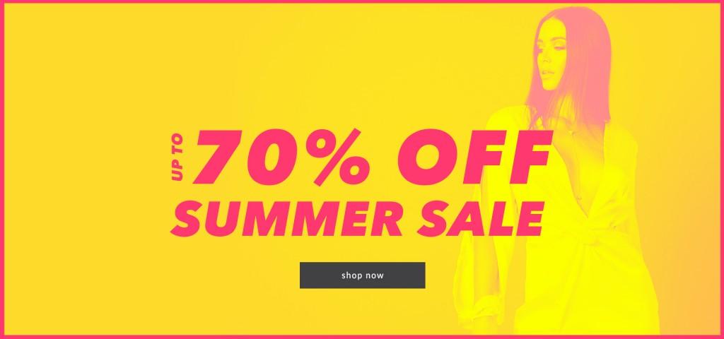 UK - 70% SALE 20/07